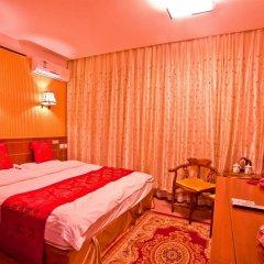 Отель Xiao Yuan Alley Courtyard Hotel Китай, Пекин - отзывы, цены и фото номеров - забронировать отель Xiao Yuan Alley Courtyard Hotel онлайн комната для гостей фото 2