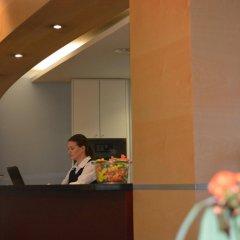 Best Western Hotel Spirgarten интерьер отеля