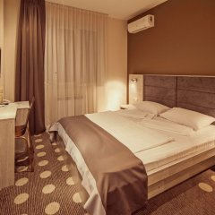 Отель Амбассадор Плаза Киев комната для гостей фото 4
