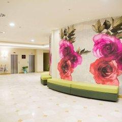 Grand Hotel Elite Каша интерьер отеля