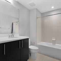 Отель Bluebird Suites DC Financial District США, Вашингтон - отзывы, цены и фото номеров - забронировать отель Bluebird Suites DC Financial District онлайн ванная