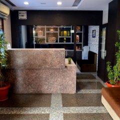 OYO 6697 Hotel Green Lemon интерьер отеля