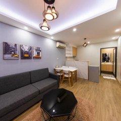 Bamboo Hotel & Apartments - Hostel Халонг комната для гостей фото 2