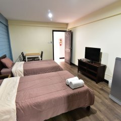 Отель Bkn Residence Паттайя комната для гостей фото 3