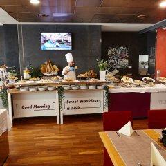 Отель Vicenza Tiepolo Италия, Виченца - отзывы, цены и фото номеров - забронировать отель Vicenza Tiepolo онлайн фото 4