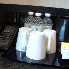 Отель V Bencoolen Сингапур удобства в номере