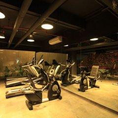 Bedrock Hotel Kuta Bali фитнесс-зал фото 3