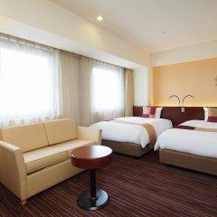 Отель Keihan Asakusa Япония, Токио - отзывы, цены и фото номеров - забронировать отель Keihan Asakusa онлайн комната для гостей фото 3