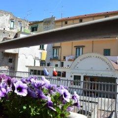 Hotel Santa Lucia Минори балкон