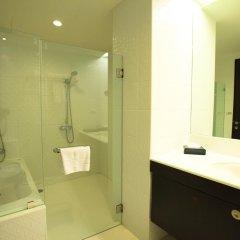 Отель FuramaXclusive Sathorn, Bangkok Бангкок ванная