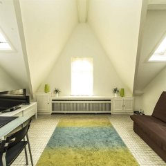 Апартаменты RentByNight - Apartments комната для гостей фото 5