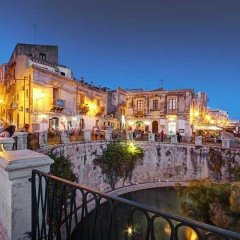 Отель Relax Италия, Сиракуза - отзывы, цены и фото номеров - забронировать отель Relax онлайн балкон
