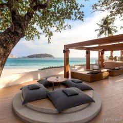 Отель The Nai Harn Phuket пляж фото 2