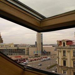 Отель Rija Irina Рига балкон