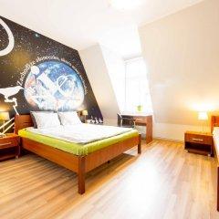 Color Hostel комната для гостей фото 2