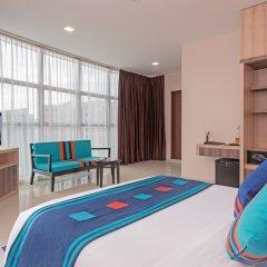 Champa Central Hotel удобства в номере фото 2