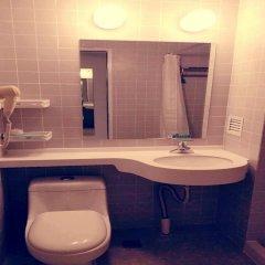 Отель Jinjiang Inn Xi'an Jianguomen Китай, Сиань - отзывы, цены и фото номеров - забронировать отель Jinjiang Inn Xi'an Jianguomen онлайн ванная