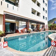 Отель NIDA Rooms Talat Yai Old Town Phuket бассейн фото 3