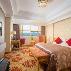 Отель Hangzhou Hua Chen International комната для гостей фото 5