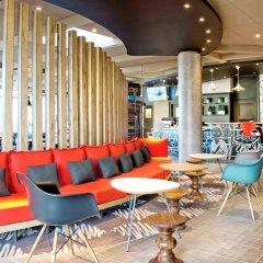 Отель ibis Warszawa Ostrobramska гостиничный бар