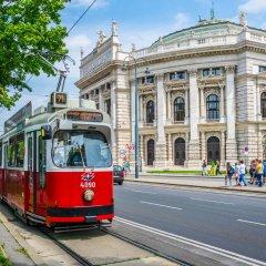 Отель Heart of Vienna Apartments Австрия, Вена - отзывы, цены и фото номеров - забронировать отель Heart of Vienna Apartments онлайн городской автобус