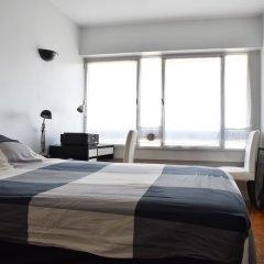Апартаменты Top Floor 1 Bedroom Apartment Near Gare de Lyon комната для гостей фото 4