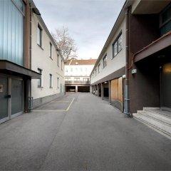 Отель Exe Vienna парковка