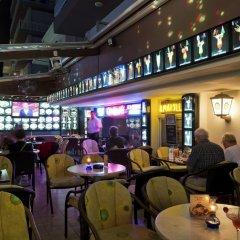 Отель Amaryllis Hotel Греция, Родос - 2 отзыва об отеле, цены и фото номеров - забронировать отель Amaryllis Hotel онлайн гостиничный бар фото 3