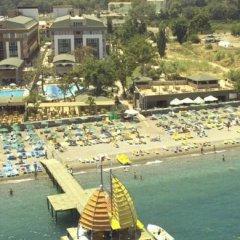 Grand Gul Beach Hotel пляж фото 2