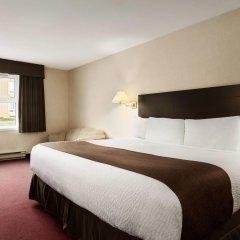 Отель Days Inn by Wyndham Trois-Rivieres комната для гостей