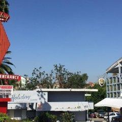 Отель Holiday Lodge США, Лос-Анджелес - отзывы, цены и фото номеров - забронировать отель Holiday Lodge онлайн городской автобус