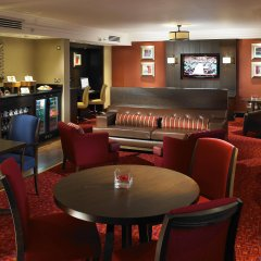 Glasgow Marriott Hotel гостиничный бар