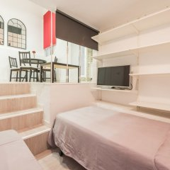 Отель Apartamento Loft Montserrat 1 Испания, Мадрид - отзывы, цены и фото номеров - забронировать отель Apartamento Loft Montserrat 1 онлайн комната для гостей фото 5