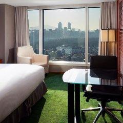 Отель InterContinental Seoul COEX Южная Корея, Сеул - отзывы, цены и фото номеров - забронировать отель InterContinental Seoul COEX онлайн комната для гостей фото 3