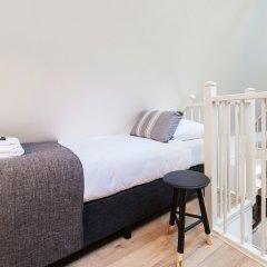 Отель Allure Garden Apartments Нидерланды, Амстердам - отзывы, цены и фото номеров - забронировать отель Allure Garden Apartments онлайн балкон