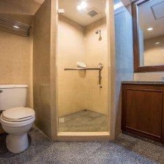 Отель Triple 8 Inn Bangkok Таиланд, Бангкок - отзывы, цены и фото номеров - забронировать отель Triple 8 Inn Bangkok онлайн ванная