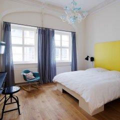 Отель Fregehaus Германия, Лейпциг - отзывы, цены и фото номеров - забронировать отель Fregehaus онлайн комната для гостей фото 4