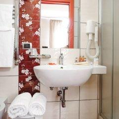 Отель Diana Италия, Помпеи - отзывы, цены и фото номеров - забронировать отель Diana онлайн ванная фото 2