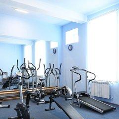 Отель Олимпия(Джермук) фитнесс-зал