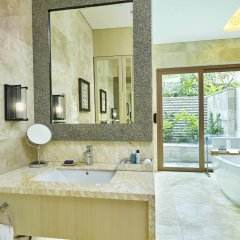 Отель Resorts World Sentosa - Beach Villas сауна