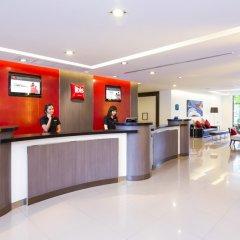 Отель Ibis Bangkok Riverside интерьер отеля фото 3