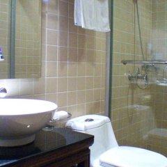 Отель Mingtown Etour International Youth Hostel Shanghai Китай, Шанхай - отзывы, цены и фото номеров - забронировать отель Mingtown Etour International Youth Hostel Shanghai онлайн комната для гостей фото 3
