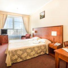 Гостиница Лира 3* Стандартный номер с двуспальной кроватью фото 3
