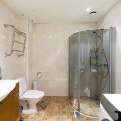 Отель Helsinki Residence Финляндия, Хельсинки - отзывы, цены и фото номеров - забронировать отель Helsinki Residence онлайн ванная