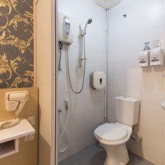 Отель OYO Rooms Bukit Bintang Extension Малайзия, Куала-Лумпур - отзывы, цены и фото номеров - забронировать отель OYO Rooms Bukit Bintang Extension онлайн ванная фото 2