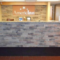 AmericInn Hotel and Suites - Inver Grove Heights интерьер отеля