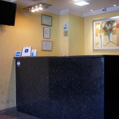 Candango Aero Hotel интерьер отеля фото 3