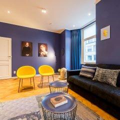 Отель Smartflats Design - Grand-Place Брюссель комната для гостей