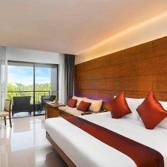 Отель Novotel Phuket Kata Avista Resort And Spa 4* Улучшенный номер разные типы кроватей фото 5
