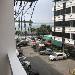 Отель Seaview парковка